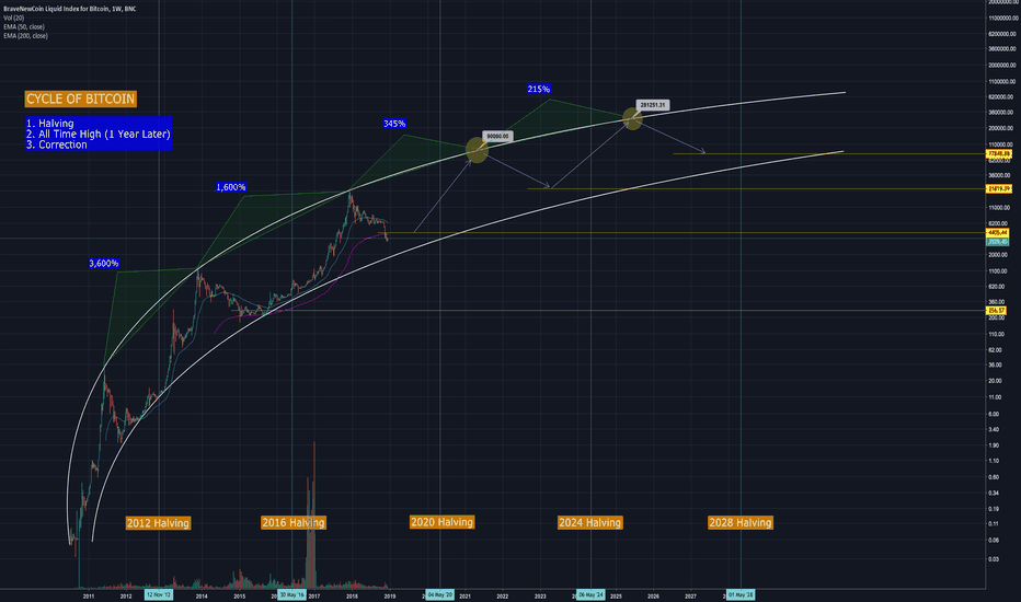 BLX: The Cycles Of Bitcoin (Speculative)