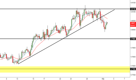 AUDUSD: AUDUSD - Pullback before more downside?