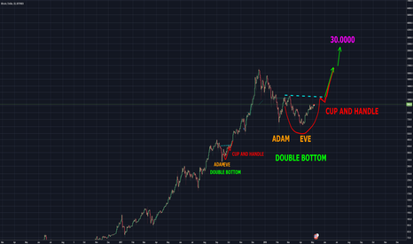 BTCUSD: The Road to Ultra All time High and Beyond - 30K BTC