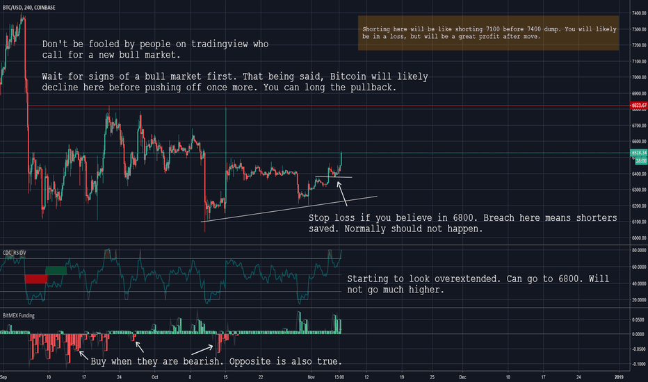 BTCUSD: Bitcoin (BTC) If this is not the top, it is near the top.