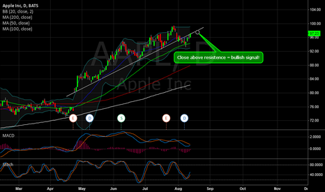 AAPL: Time to pick an apple?