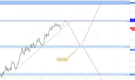 NZDUSD: NZD/USD Another high before a good short