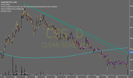 Ideas and Forecasts on CLEAN SEAS SEAFOOD LIMITED — ASX:CSS