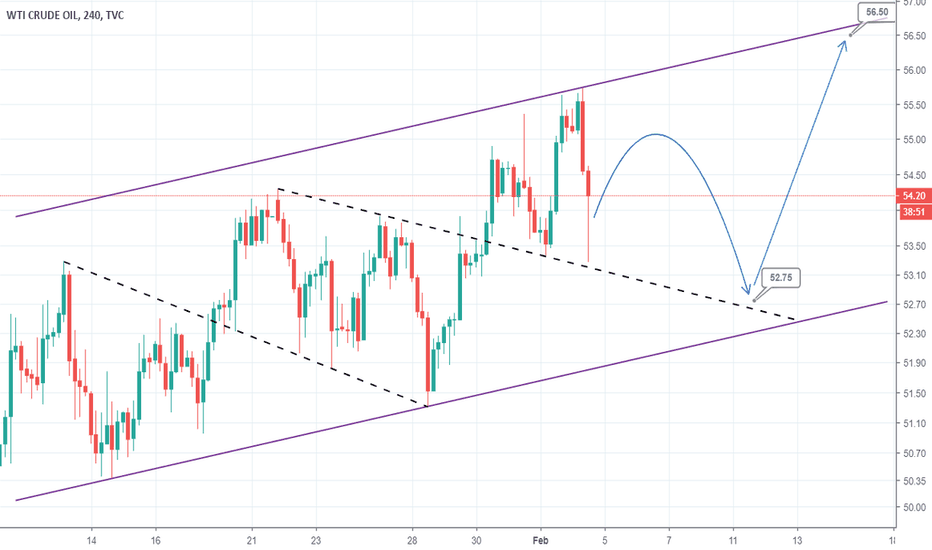 USOIL: CRUDE OIL Complete trading plan on 1D