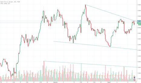 EURUSD: EUR / USD - giá không thể vượt qua mức 1,24