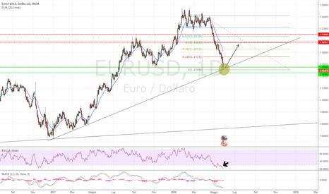 EURUSD: EUR/USD aggiornamento 29/05/2018!