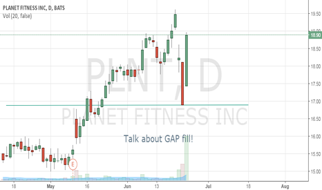 PLNT: Talk about GAP fill