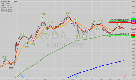 NVDA: NVDA MAY 19th 94.5/95.5/110/113 IRON CONDOR (PRELIM)