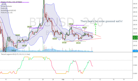 BTCUSD: Buy a Bitcoin, Save a Bitcoin