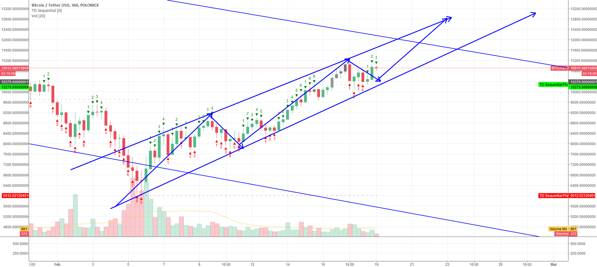 BTC Current path