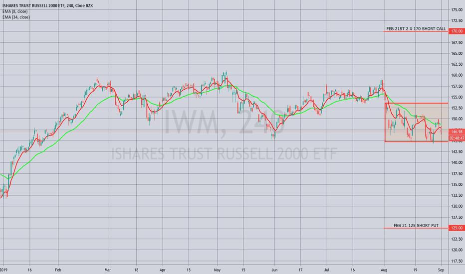 IWM Stock Price and Chart — AMEX:IWM — TradingView