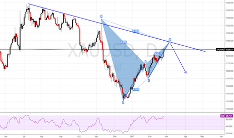 XAUUSD: XAUUSD potential movement