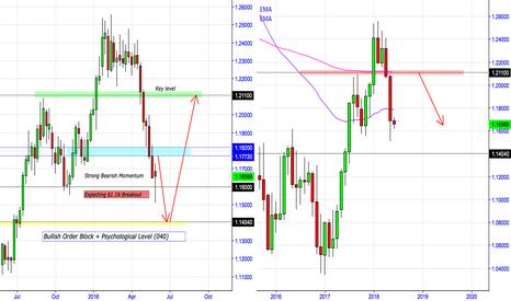 EURUSD: Potential Idea for the Euro..