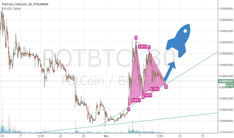 POTBTC: POT TO THE MOON SOON!
