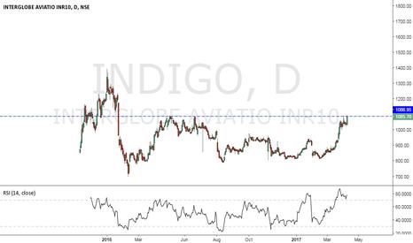 INDIGO: INDIGO READY TO BANG RUNWAY