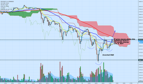 BTCUSD: Bitcoin Carnage recovery period TA