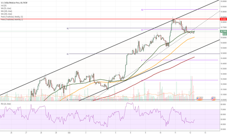 USDMXN: USD/MXN breaches significant support