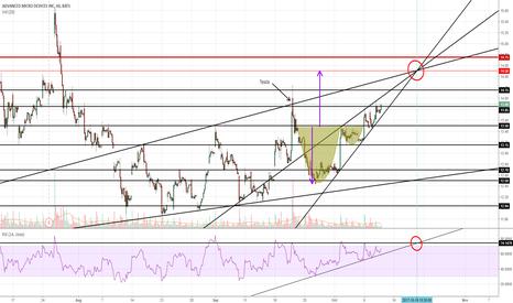 AMD: Target at $14.50
