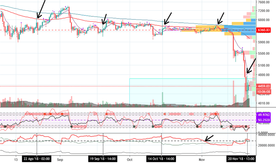 BTCUSD: Exchanges are the almighty on BTC's paradise