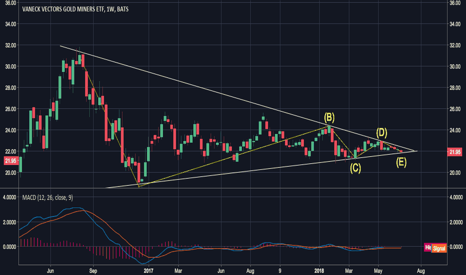 GDX: GDX Gold miners ETF has not broken down into bloodbath like gold