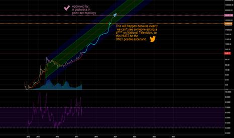 BTCUSD: Bitcoin 3y Forecast -
