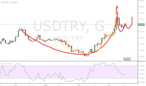 USDTRY: USD TRY Dolar analiz