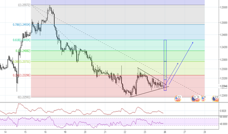 EURUSD: EUR/USD possible long for swing trading