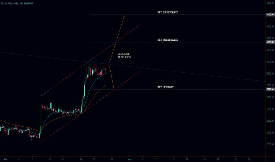 BTCUSD: Bitcoin Market Update - BTC/USD