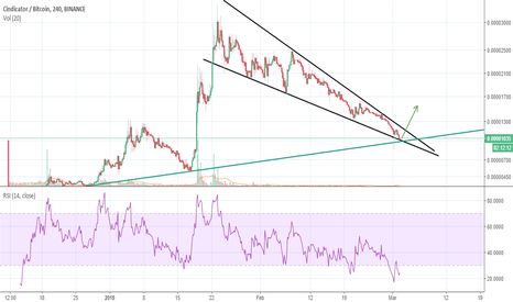 CNDBTC: Cindicator another opportunity