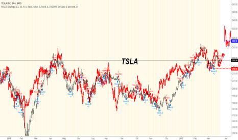 TSLA: Frattale Tesla