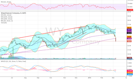 WY: Price action Friday would have you think housing is imploding