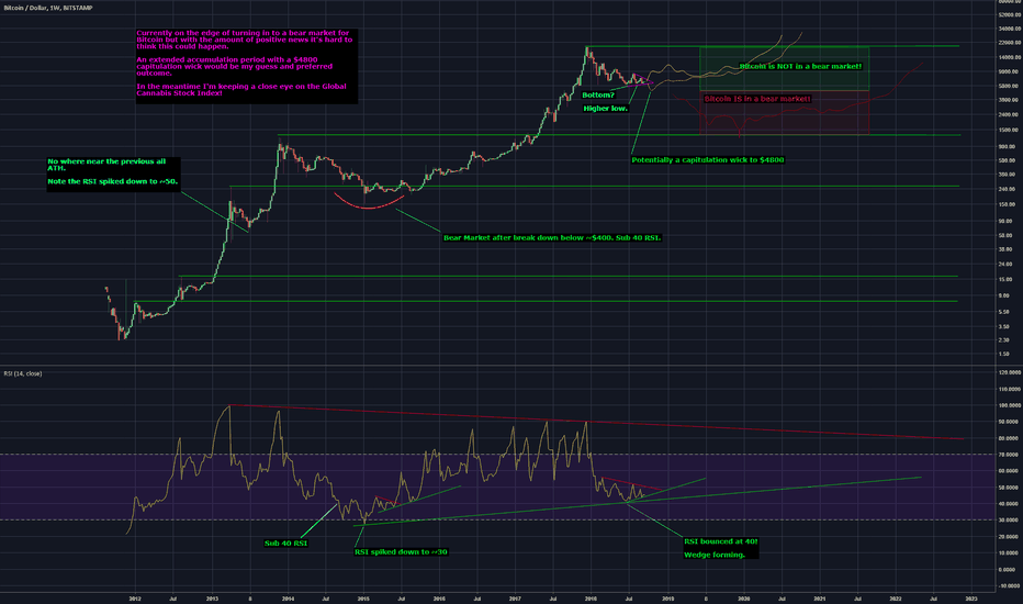 BTCUSD: Bitcoin - The next 2-3 years