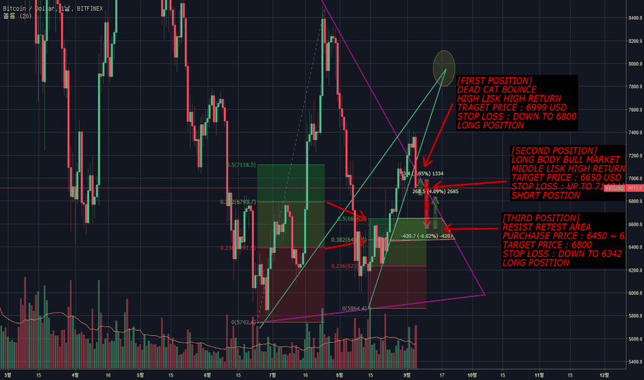 BTCUSD: BTC 2018-09-06 KOREA TIME