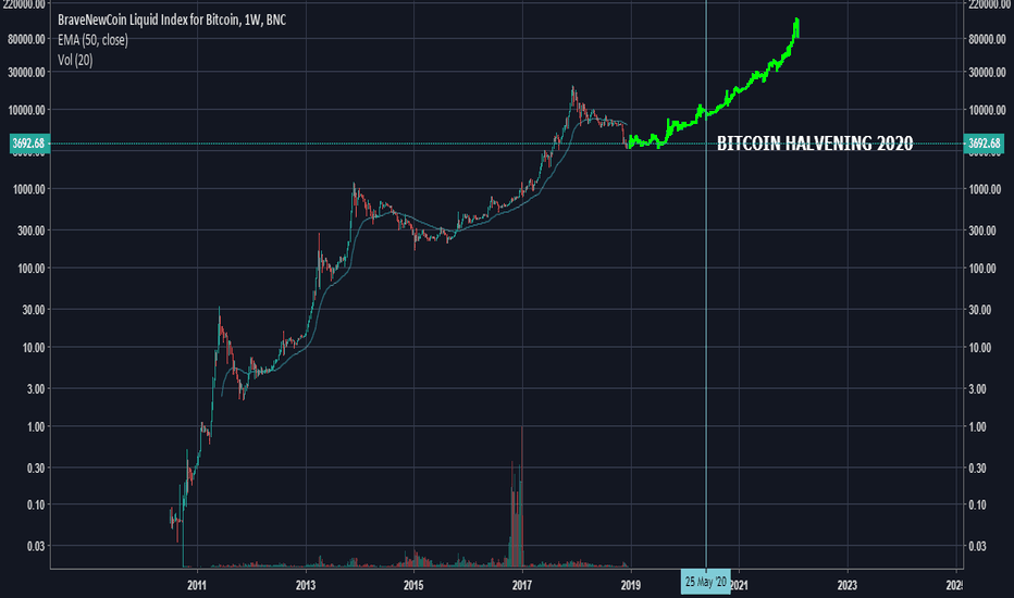 BLX: Bitcoin's likely next move in the long term