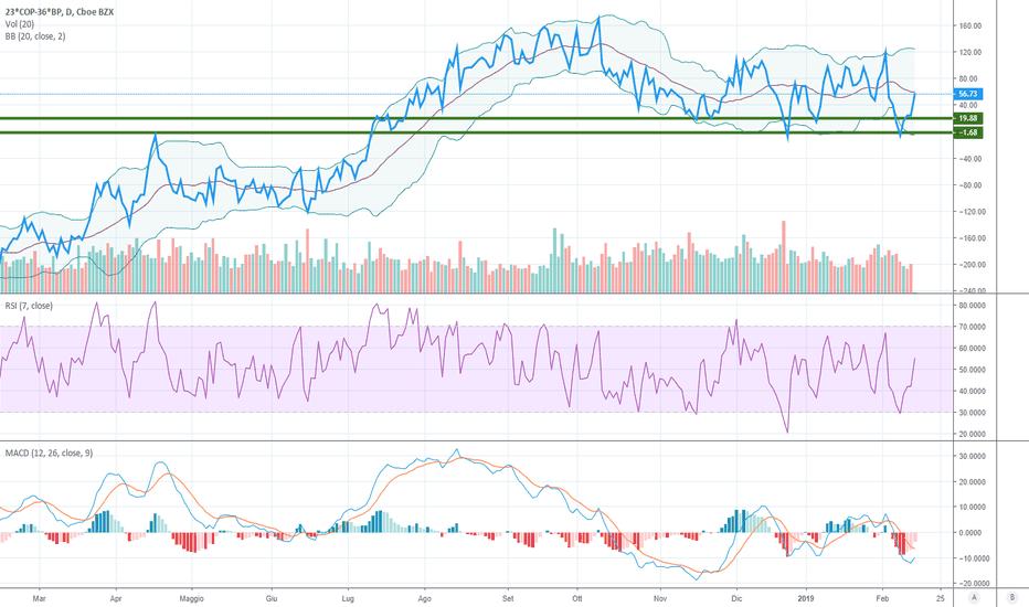 23*COP-36*BP: Pair Trading Azionario sul settore Energetico
