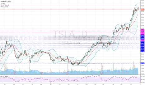 TSLA:  July 345/347.5 Bull put spread