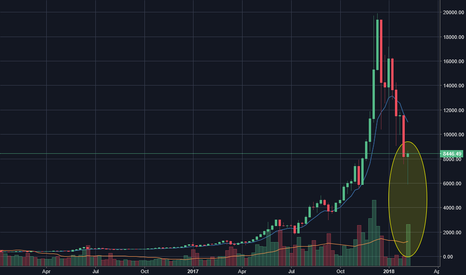 BTCUSD: Reversal ? lets wait and see