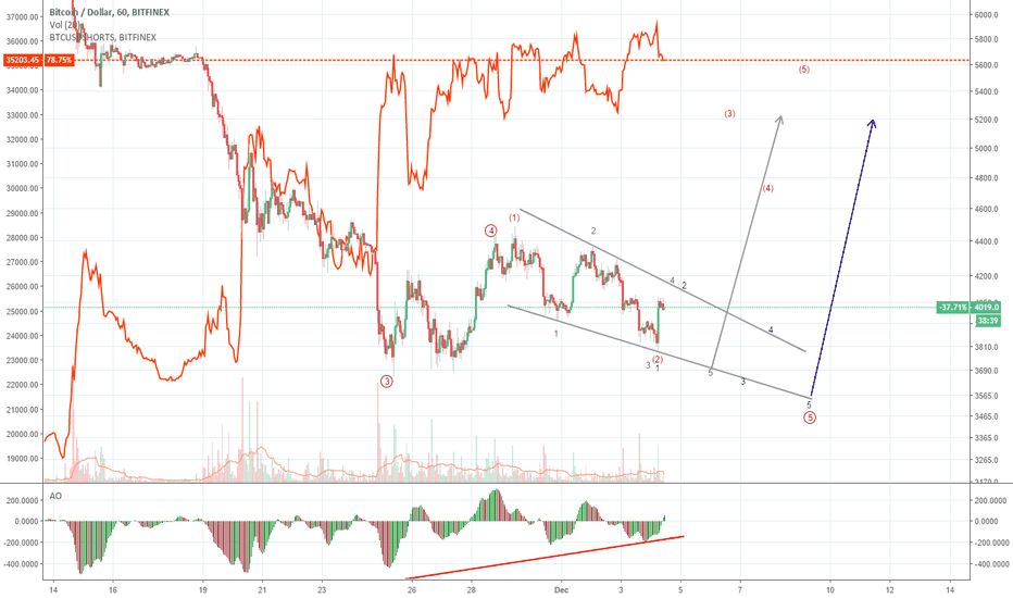 BTCUSD: BTCUSD Update On Possibilities For Bottom