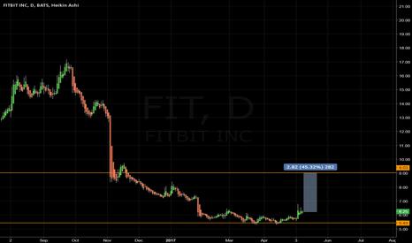 FIT: Bullish on Fitbit