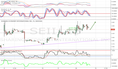 SEII: $SEII Sharing Economy Intl about ready?