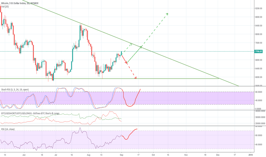 XBT: We can see correction in few days