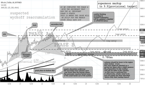 BTCUSD: Is Bitcoin ready for a Stepping stone reaccumualtion?