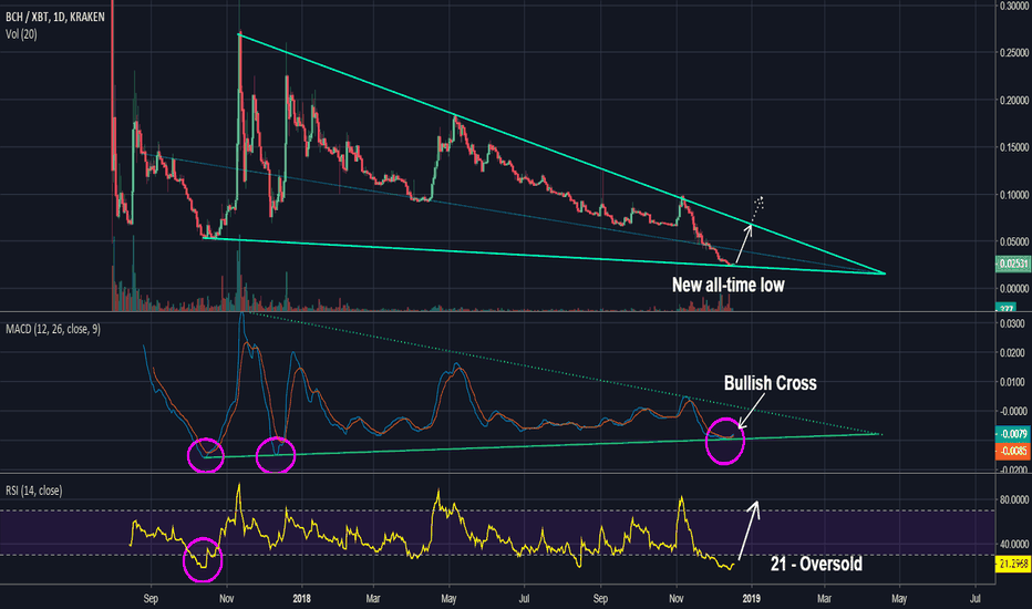 BCHXBT: BCH - Bouncing off all-time low, ABC is ready to dust SV