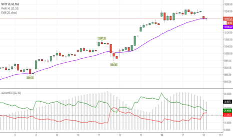 NIFTY: nifty is poised t correct to 10161