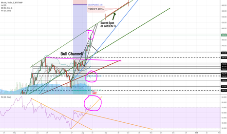 BTCUSD: If Bitcoin does this we could go to $4000 or $4800 before down