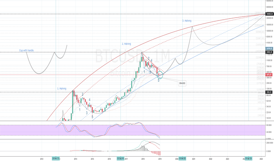 BTCUSD: BTCUSDT (1M) : Cup with handle?