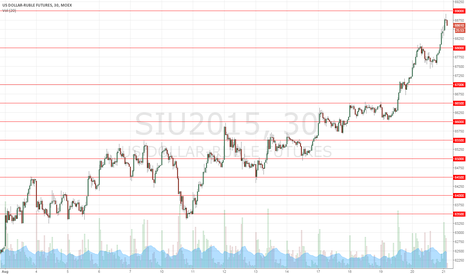 SIU2015: USDRUB Delta Hedge Levels