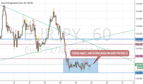 EURJPY: THE Critical region