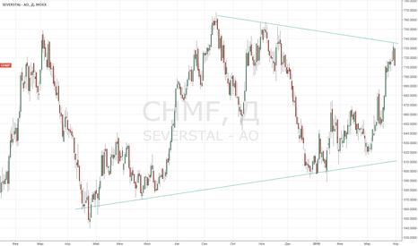 CHMF: Северсталь ходит в треугольнике