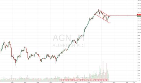 AGN: HUGE monthy bullflag